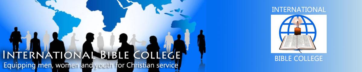International Bible College